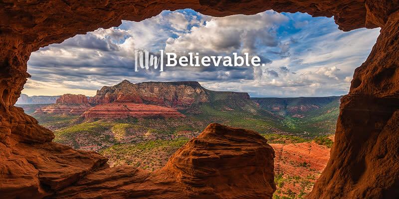 Unreal Arizona - Window Rock