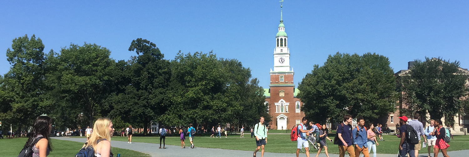 application dartmouth college Application requirements what is the guarini school of graduate and advanced studies at dartmouth code for dartmouth college is committed to a policy of.