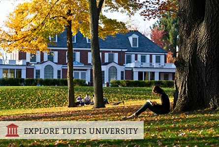 Tufts university massachusetts
