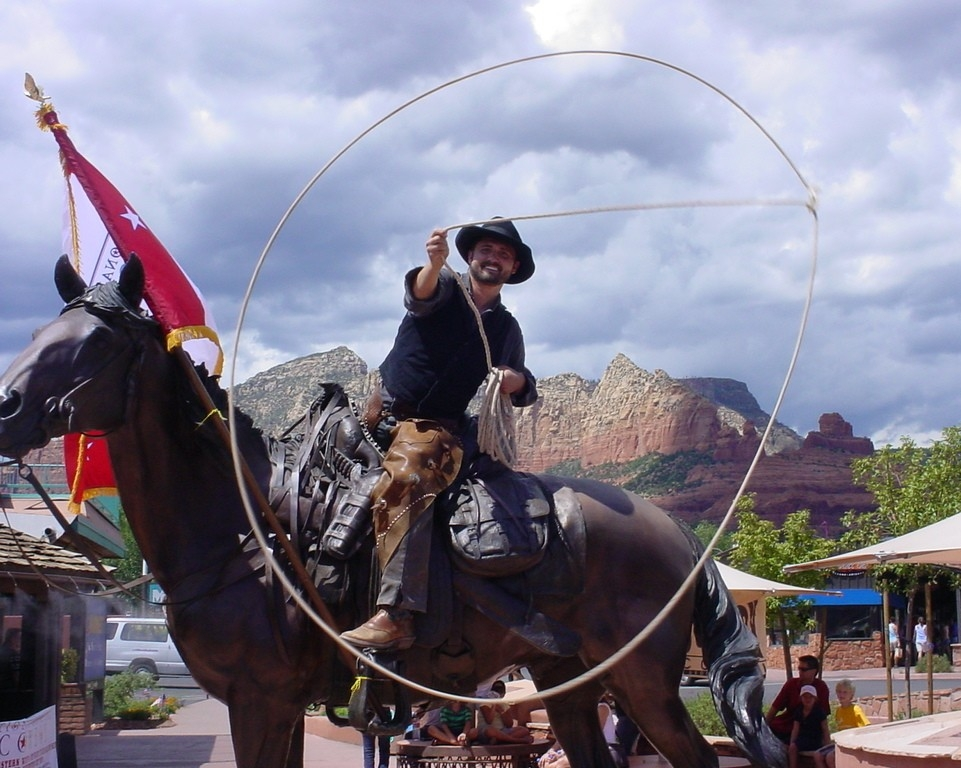 13th Annual National Day Of The Cowboy Celebration Visit