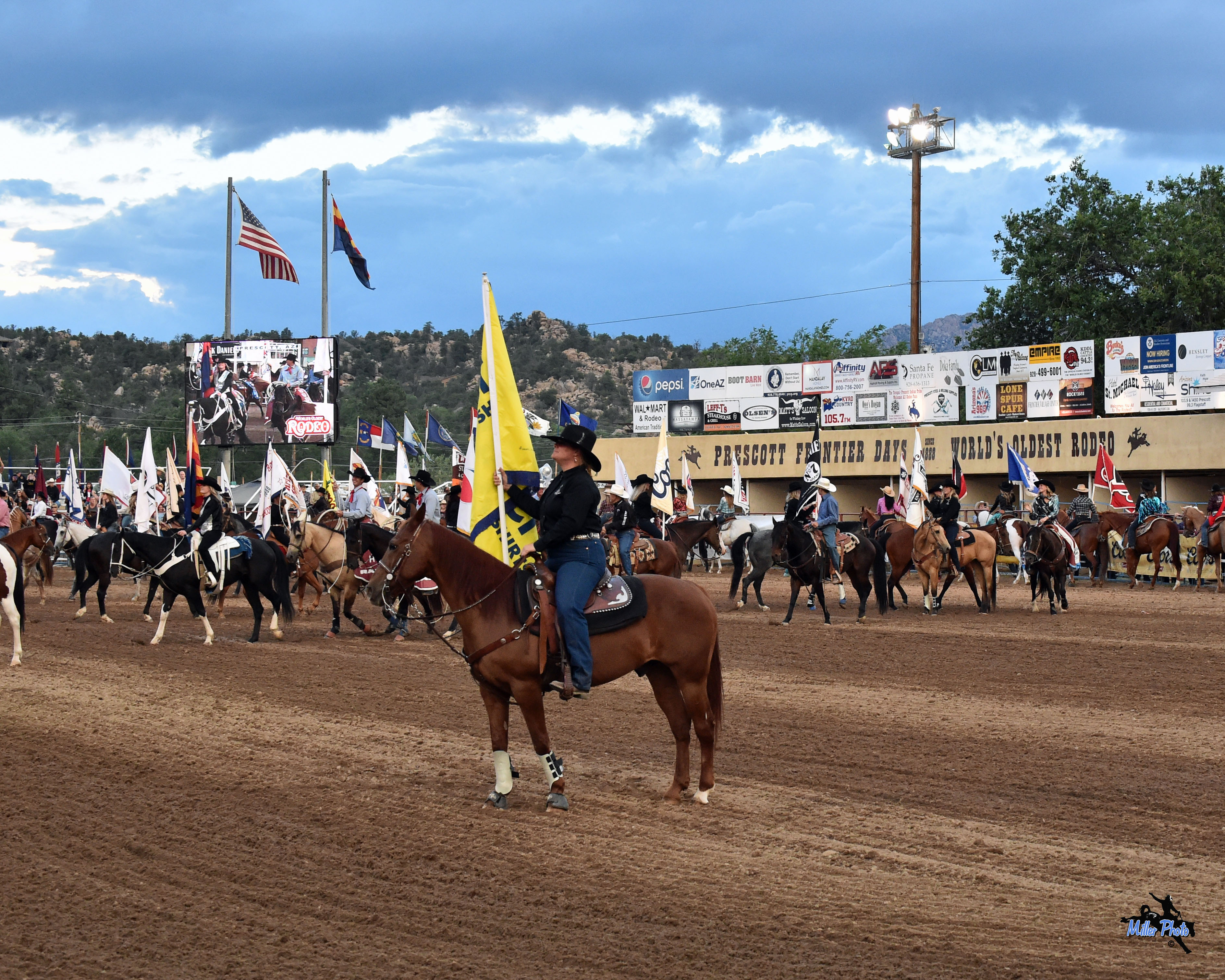 130th Annual Prescott Frontier Days Amp World S Oldest Rodeo