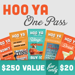Hoo Ya One Pass Promotion