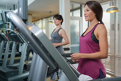 Fitness Center Inset