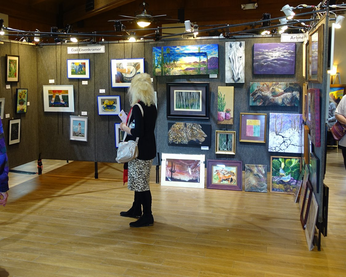 Artists of Scottsdale Ranch – 11th Annual Art Show, Sale and
