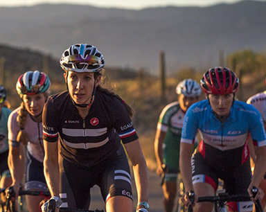Tucson Cycling with Pro Cyclist Kathryn Bertine