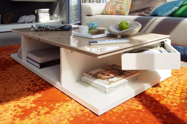 TISCHE – Coffee table CT 18