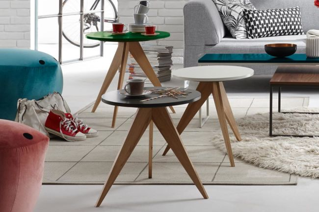 TISCHE – Side table CT 71