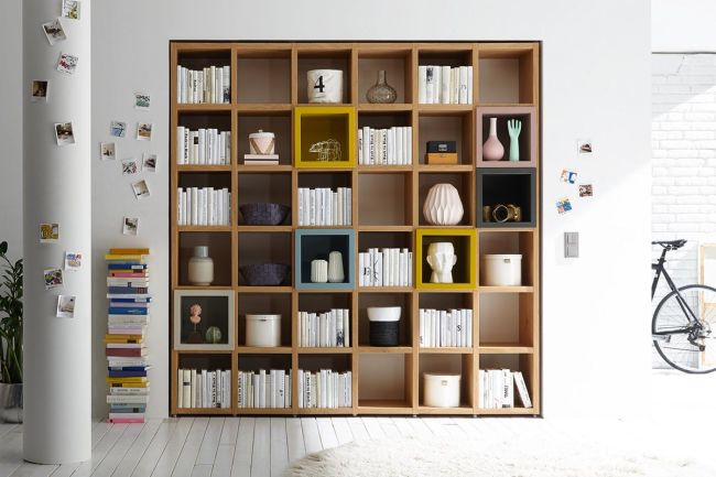 TIME – Shelving