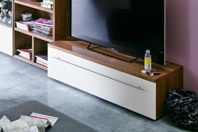 Hulsta Now 7 Tv Meubel.Time Lowboard Hulsta Design Furniture Made In Germany