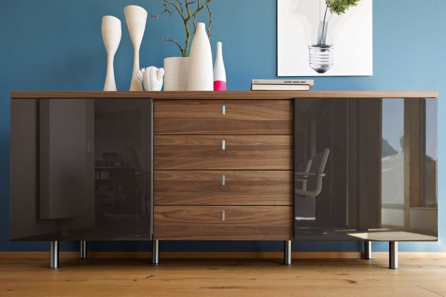 Time Sideboard Hülsta Design Furniture Made In Germany