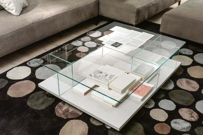 TABLES – Coffee table CT 160