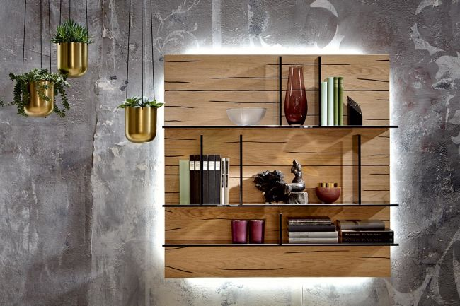 GENTIS – Wall-mounted shelf