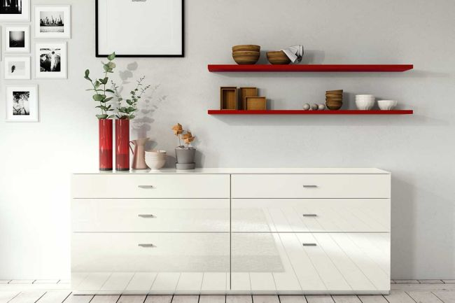 No 14 Sideboard Hulsta Design Furniture Made In Germany
