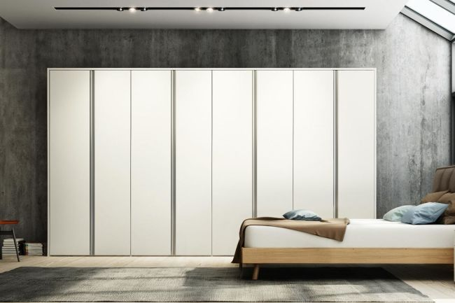 MULTI FORMA II –  hinged/ folding door wardrobes
