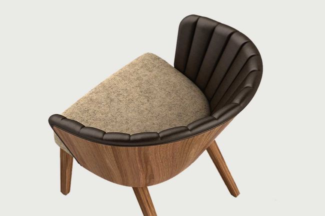 SOLID – Loungechair