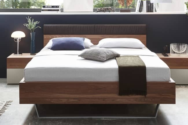 CITADA - Bett | hülsta - Designmöbel made in Germany.
