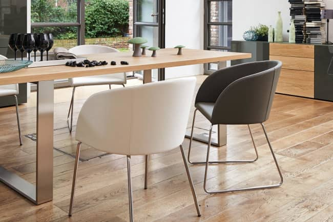 Hulsta Now Eetkamerstoelen.Dining Stoel S 19 1 Hulsta Designmobel Made In Germany