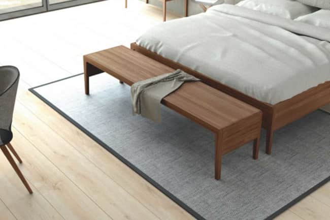 SOLID – Bed bench