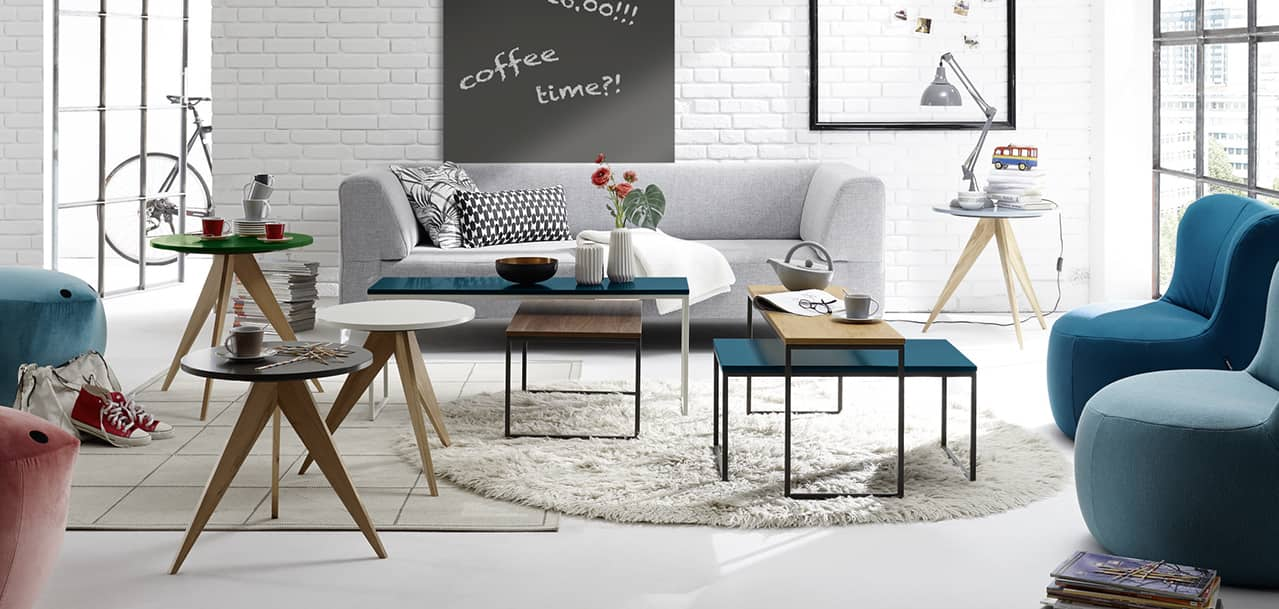 now! by hülsta coffee tables