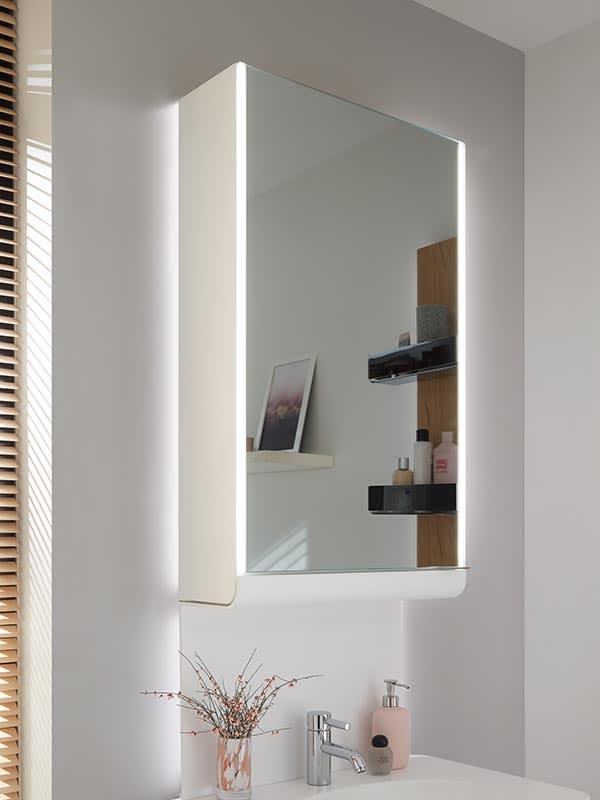 GENTIS –  Guest bathroom A