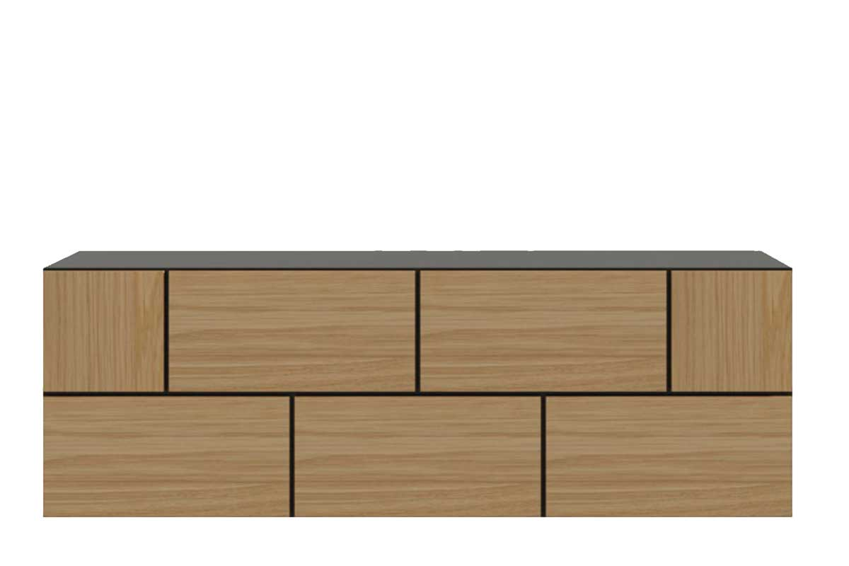 Hulsta Now 7 Tv Meubel.To Go Sideboard Hulsta Design Furniture Made In Germany