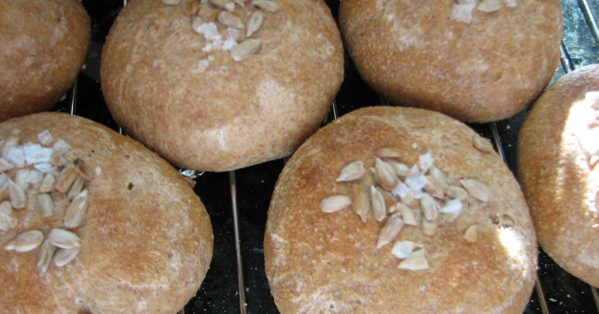 recept bröd som jäser över natten