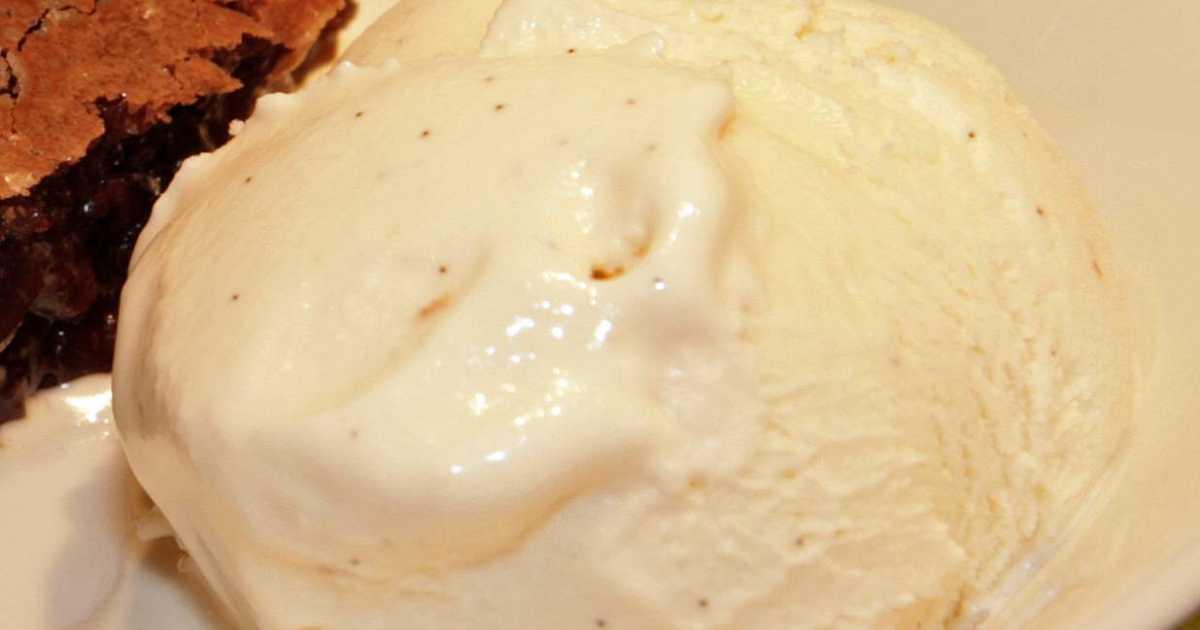 glassmaskin recept vanilj