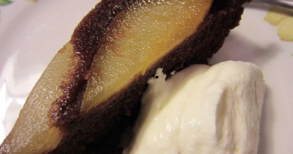 godaste päronbiskvier recept