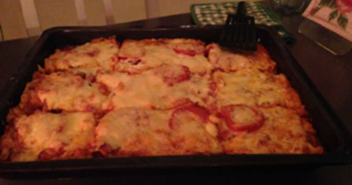 leila lindholm pizza tomatsås
