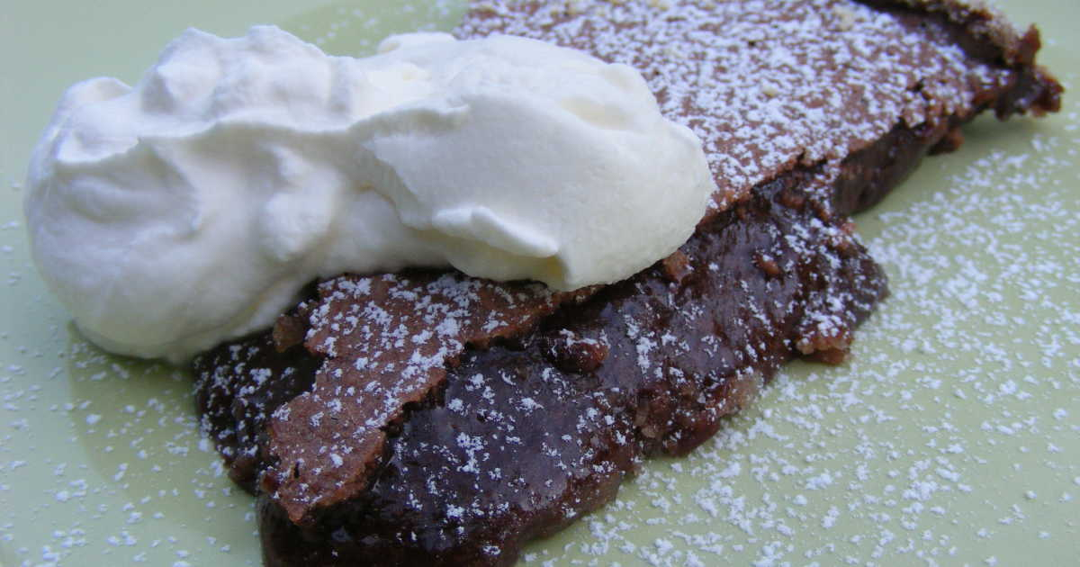 God kladdkaka recept