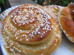 vaniljbullar recept arla