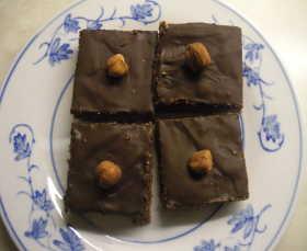 amerikanska brownies