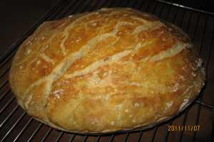 havrebröd i långpanna