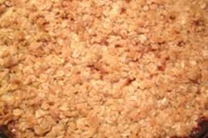 äppelpaj utan havregryn recept
