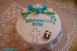 tårta i långpanna för många