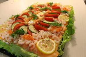 smörgåstårta recept tonfisk