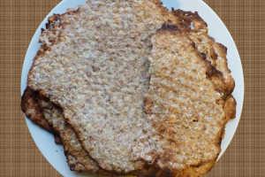 baka eget glutenfritt knäckebröd