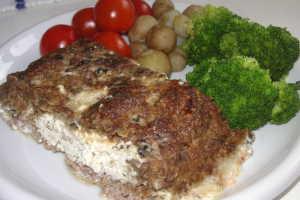 köttfärslimpa utan ägg recept