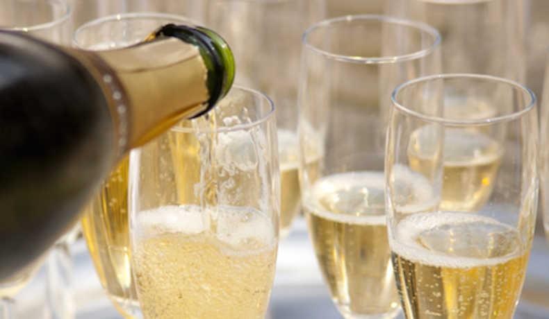 Tilltugg till champagnen