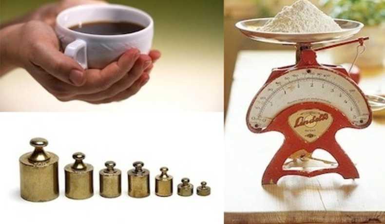 socker vikt volym