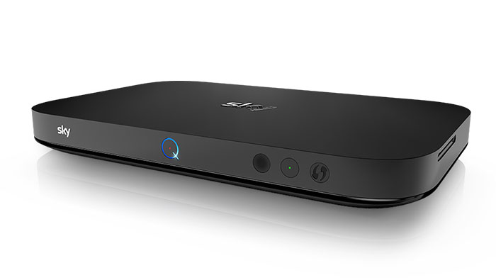 Image of Sky Q box