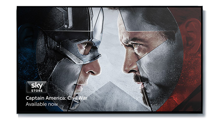Image of Captain America: Civil War