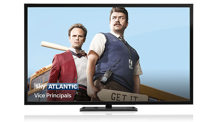 Sky Atlantic TV show Vice Principals