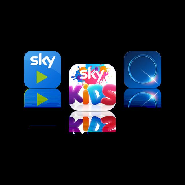 Sky TV apps