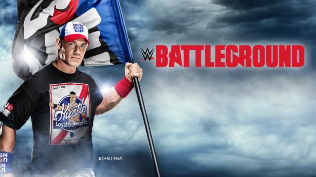 WWE – Battleground