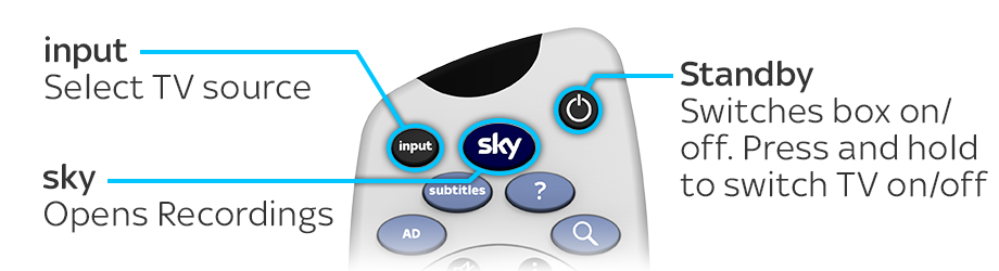 fix sky viewing card,