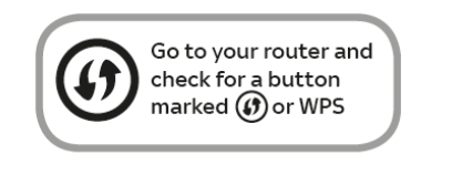 Example of a WPS button