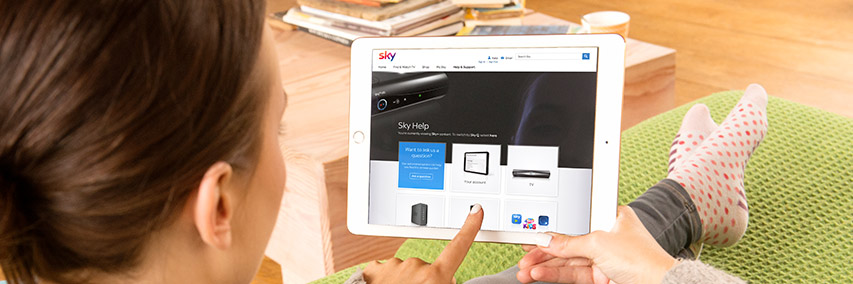 Sky Broadband and Talk intercept alert