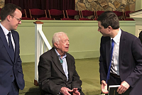 Jimmy Carter Finds Renaissance in...
