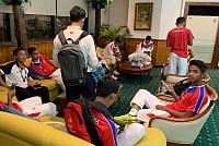 Vath Chamroeun: Cambodian athletes...